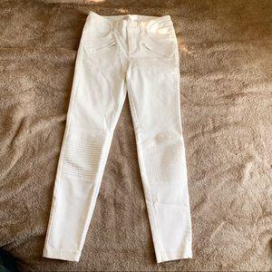 ZARA Skinny Mid-Rise Trousers, US2
